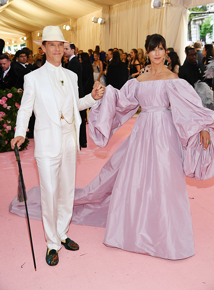 Benedict Cumberbatch「The 2019 Met Gala Celebrating Camp: Notes on Fashion - Arrivals」:写真・画像(8)[壁紙.com]