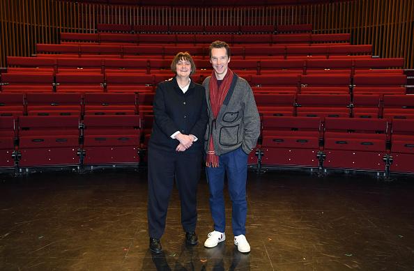Stuart C「Benedict Cumberbatch Welcomes New LAMDA Director」:写真・画像(2)[壁紙.com]