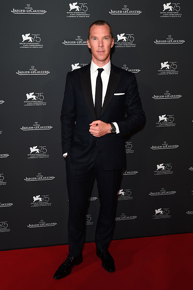 Benedict Cumberbatch「Jaeger-LeCoultre Hosts A Dinner In Venice - 75th Venice International Film Festival」:写真・画像(4)[壁紙.com]
