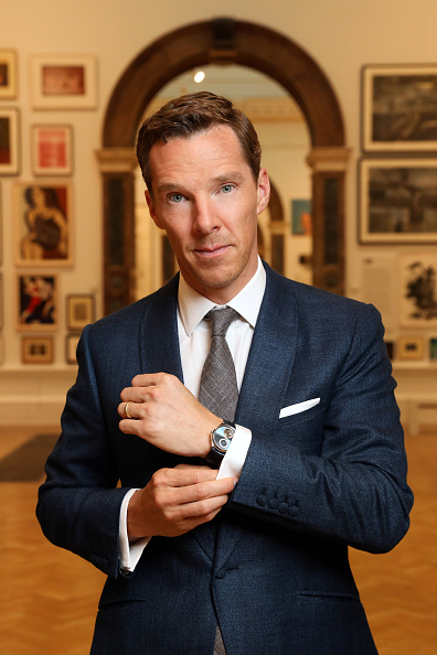 "Benedict Cumberbatch「Jaeger-LeCoultre ""Art of Precision"" Event with Letters Live」:写真・画像(0)[壁紙.com]"