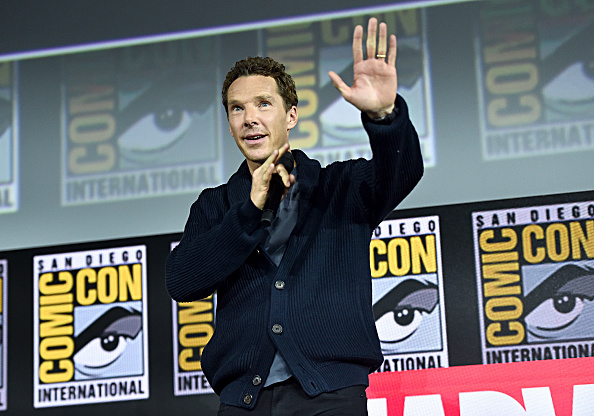 Benedict Cumberbatch「Marvel Studios Hall H Panel」:写真・画像(4)[壁紙.com]