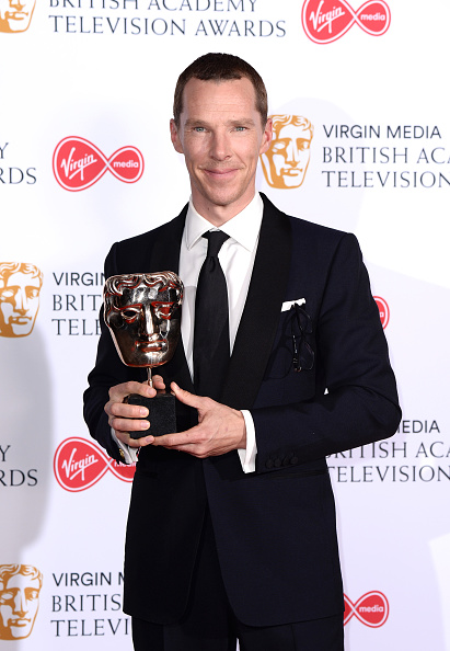 Benedict Cumberbatch「Virgin Media British Academy Television Awards 2019 - Press Room」:写真・画像(14)[壁紙.com]