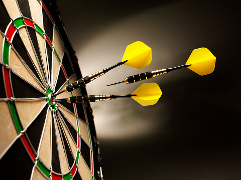 Sports Target「On Target in Darts」:スマホ壁紙(17)