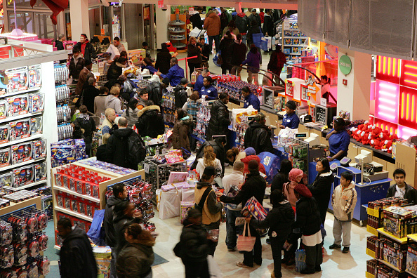 "Holiday - Event「""Black Friday"" Marks Launch Of Holiday Shopping Season」:写真・画像(5)[壁紙.com]"