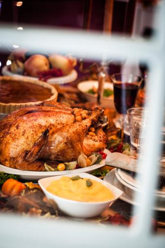 Stuffed Turkey「Look on Thanksgiving Turkey Dinner」:スマホ壁紙(14)