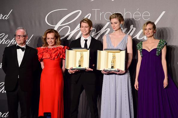 年次イベント「Trophee Chopard Ceremony - The 71st Annual Cannes Film Festival」:写真・画像(3)[壁紙.com]
