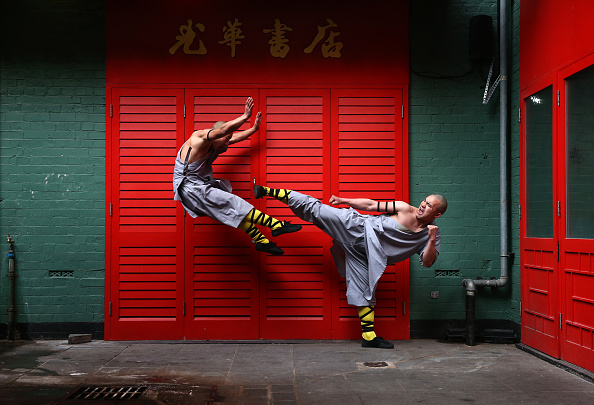ベストショット「World Famous Shaolin Monks Come To London's Chinatown」:写真・画像(4)[壁紙.com]