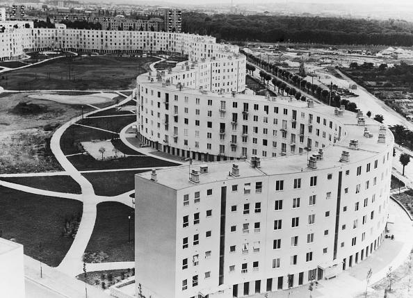 都市景観「Flats In Bobigny」:写真・画像(6)[壁紙.com]