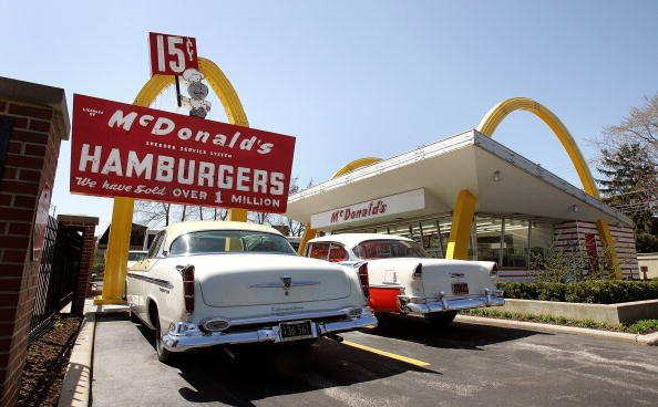 Tim Boyle「First McDonalds Franchise Recalls Fast-Food Giants Beginnings」:写真・画像(2)[壁紙.com]