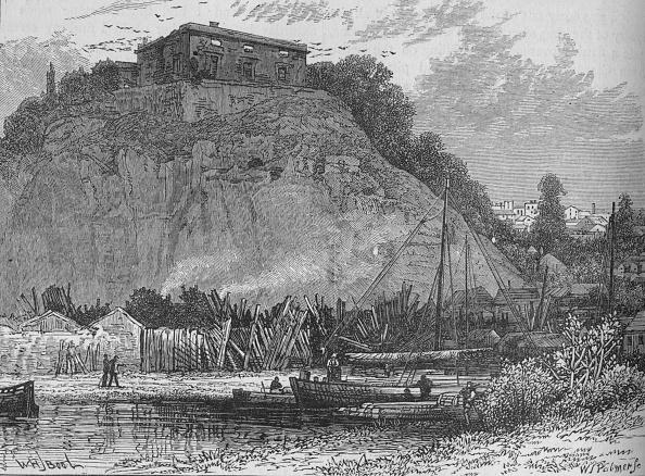 Strategy「'Nottingham Castle', c1880」:写真・画像(9)[壁紙.com]