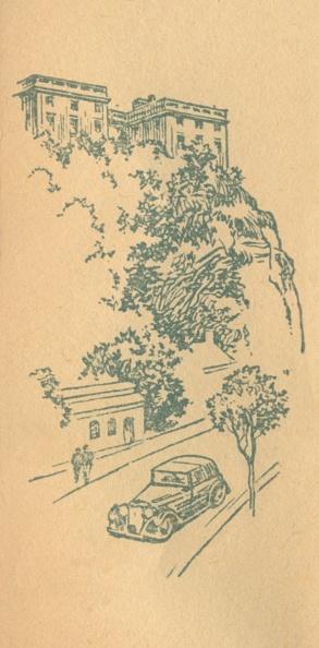 Cigarette Card「Nottingham Castle, C1936」:写真・画像(13)[壁紙.com]