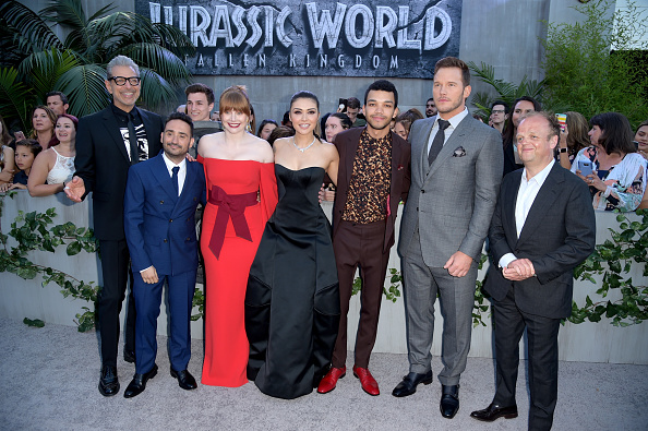 映画監督「Premiere Of Universal Pictures And Amblin Entertainment's 'Jurassic World: Fallen Kingdom' - Red Carpet」:写真・画像(1)[壁紙.com]