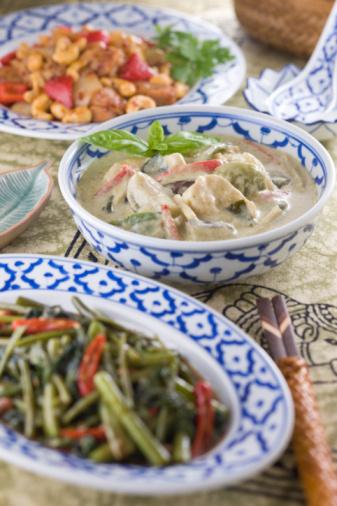 Green Curry「Thai Cuisine」:スマホ壁紙(16)