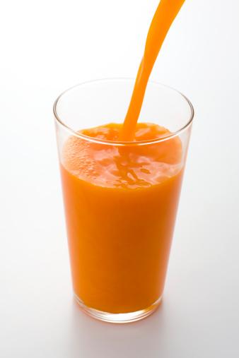 Juice「Vegetable Juice Being Poured」:スマホ壁紙(14)