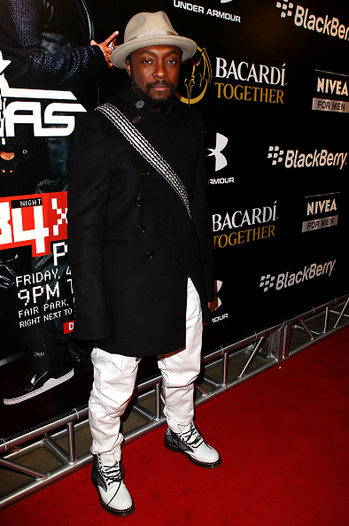 Shoelace「Sports Illustrated And Bacardi Present The Black Eyed Peas Super Bowl Party」:写真・画像(7)[壁紙.com]
