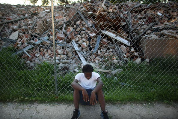 African-American Ethnicity「Demolition Continues On New Orleans Housing Projects」:写真・画像(17)[壁紙.com]