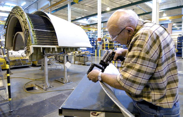 Aerospace Industry「Wichita Plant Keeps Boeing In The Air」:写真・画像(10)[壁紙.com]