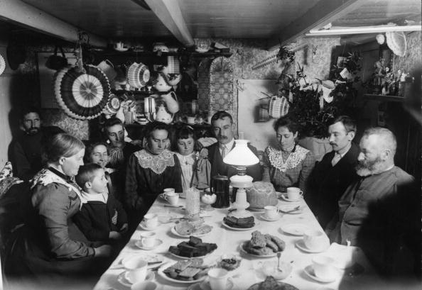 Christmas「Family Tea」:写真・画像(5)[壁紙.com]