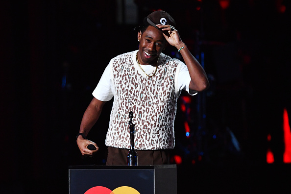 Tyler the Creator「The BRIT Awards 2020 - Show」:写真・画像(9)[壁紙.com]