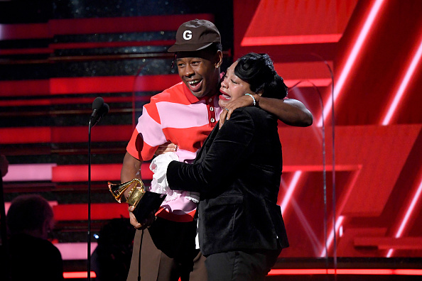 Tyler the Creator「62nd Annual GRAMMY Awards - Show」:写真・画像(12)[壁紙.com]