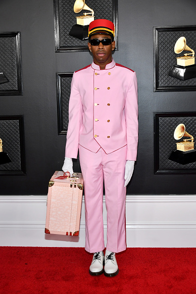 Creativity「62nd Annual GRAMMY Awards - Arrivals」:写真・画像(16)[壁紙.com]