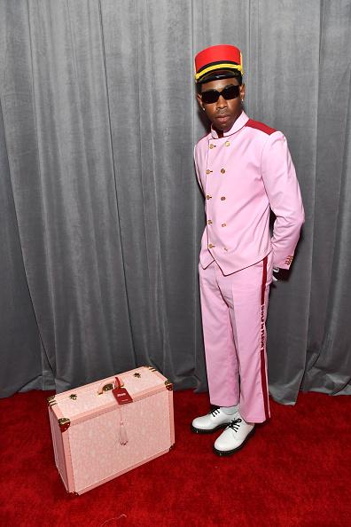 Grammy Awards「62nd Annual GRAMMY Awards – Red Carpet」:写真・画像(9)[壁紙.com]