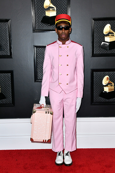 Creativity「62nd Annual GRAMMY Awards – Arrivals」:写真・画像(9)[壁紙.com]
