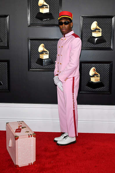 Creativity「62nd Annual GRAMMY Awards - Arrivals」:写真・画像(15)[壁紙.com]