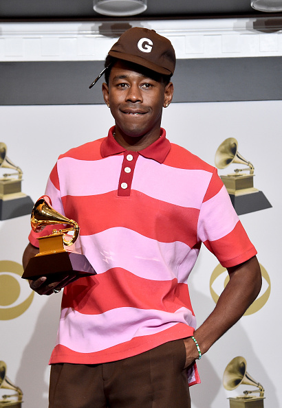 Creativity「62nd Annual GRAMMY Awards – Press Room」:写真・画像(12)[壁紙.com]
