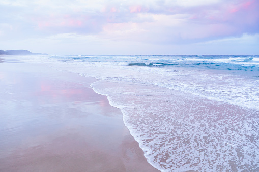 Queensland「Pink and pastel colors at the beach.」:スマホ壁紙(10)