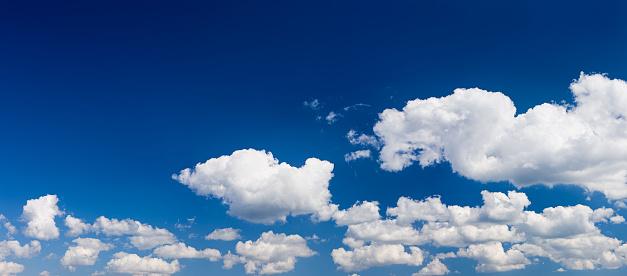 積雲「ブルースカイパノラマ 67MPix XXXXL サイズ」:スマホ壁紙(5)