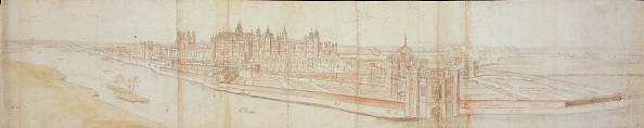 Physical Geography「View Of Hampton Court Palace From The South」:写真・画像(10)[壁紙.com]