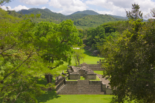 UNESCO「Copan Ruins, Maya Site of Copan」:スマホ壁紙(13)
