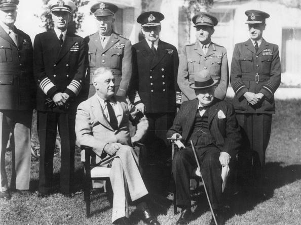 Allied Forces「Casablanca Meeting」:写真・画像(8)[壁紙.com]