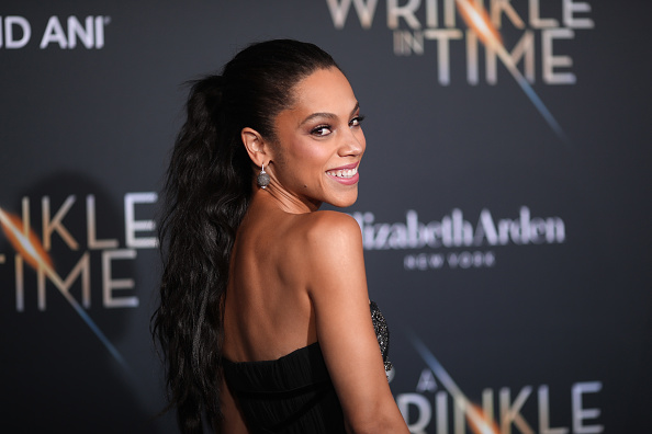 "A Wrinkle in Time「Premiere Of Disney's ""A Wrinkle In Time"" - Arrivals」:写真・画像(18)[壁紙.com]"