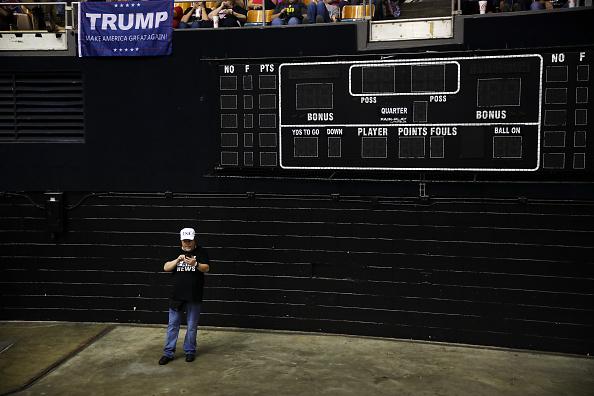 MAGA「President Trump Holds Rally In Nashville, Tennessee」:写真・画像(1)[壁紙.com]