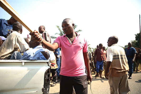 Small Office「Political Unrest Plunges Burundi Into Crisis」:写真・画像(4)[壁紙.com]