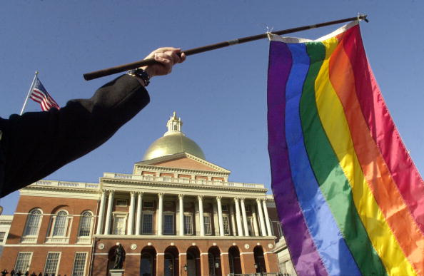 Massachusetts「Gay Marriage Debate Continues In Boston」:写真・画像(1)[壁紙.com]