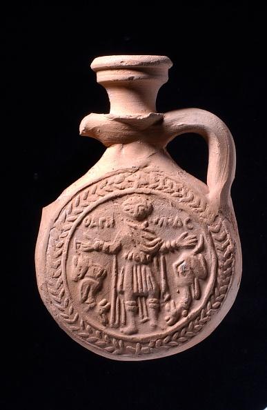 Limb - Body Part「Pilgrim Flask Associated With The Shrine Of St Menas At Abu Mina」:写真・画像(7)[壁紙.com]