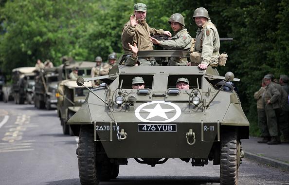 Weekend Activities「Maiden Newton Hosts World War Two Re-enactment Weekend」:写真・画像(15)[壁紙.com]