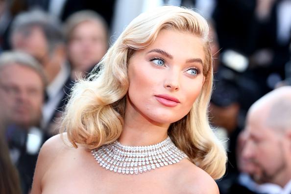 "Elsa Hosk「""Girls Of The Sun (Les Filles Du Soleil)"" Red Carpet Arrivals - The 71st Annual Cannes Film Festival」:写真・画像(7)[壁紙.com]"