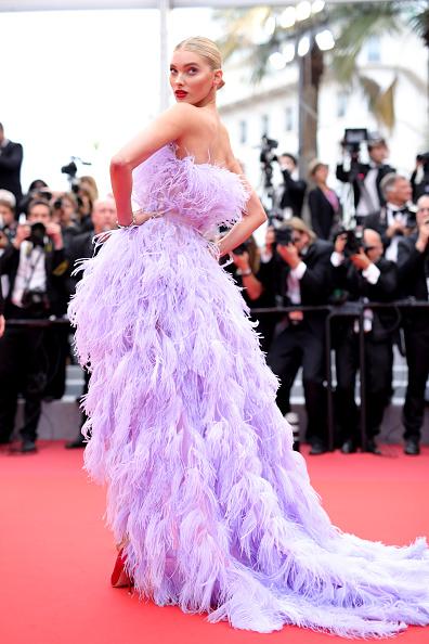 """Elsa Hosk「""""Sibyl""""Red Carpet - The 72nd Annual Cannes Film Festival」:写真・画像(10)[壁紙.com]"""