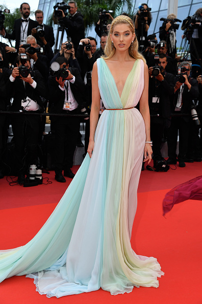"Cannes International Film Festival「""A Hidden Life (Une Vie Cachée)"" Red Carpet - The 72nd Annual Cannes Film Festival」:写真・画像(9)[壁紙.com]"