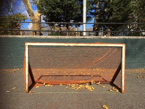 Field Hockey「Field hokey goal.」:スマホ壁紙(11)