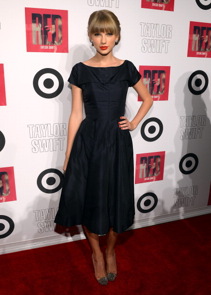 """Silver Shoe「Taylor Swift And Target """"Red"""" Deluxe Edition CD Release Launch Party」:写真・画像(2)[壁紙.com]"""