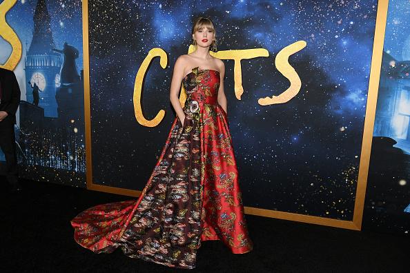 "Dia Dipasupil「""Cats"" World Premiere」:写真・画像(12)[壁紙.com]"