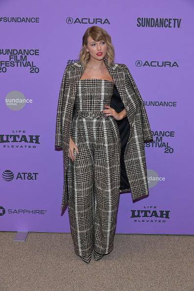 "Sundance Film Festival「2020 Sundance Film Festival - ""Taylor Swift: Miss Americana"" Premiere」:写真・画像(12)[壁紙.com]"