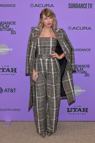 "Sundance Film Festival「2020 Sundance Film Festival - ""Taylor Swift: Miss Americana"" Premiere」:写真・画像(5)[壁紙.com]"