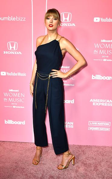 Metallic Shoe「2019 Billboard Women In Music - Arrivals」:写真・画像(4)[壁紙.com]