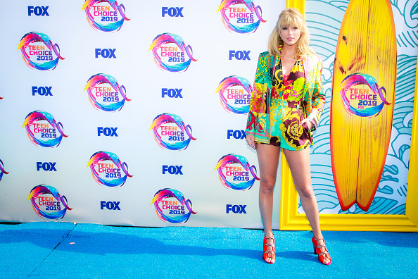 Teen Choice Awards「FOX's Teen Choice Awards 2019 - Arrivals」:写真・画像(8)[壁紙.com]